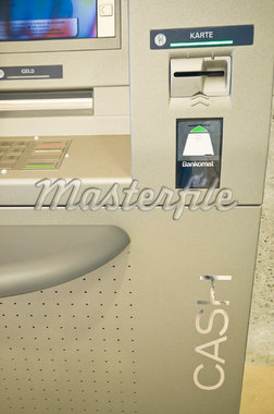 Bank Machine Salzburg, Salzburg Land, Austria    Stock Photo - Premium Rights-Managed, Artist: Bryan Reinhart, Code: 700-02010651