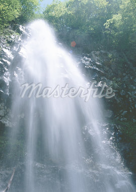 Waterfall Stock Photo - Premium Royalty-Freenull, Code: 670-02109274