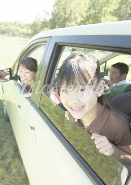 Going for a drive Stock Photo - Premium Royalty-Freenull, Code: 670-02120228