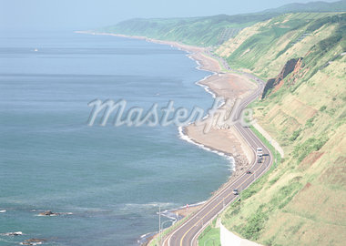 The Sea of Japan Ororon Line Stock Photo - Premium Royalty-Freenull, Code: 670-02121014