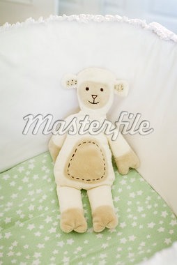 Baby's Toy in Bassinet    Stock Photo - Premium Rights-Managed, Artist: Orbit, Code: 700-02216100