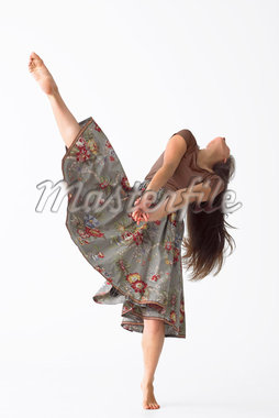 Portrait of Dancer    Stock Photo - Premium Royalty-Free, Artist: Jerzyworks, Code: 600-02346572