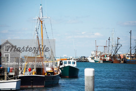 Menemsha Harbor, Chilmark, Martha's Vineyard, Massachusetts, USA    Stock Photo - Premium Rights-Managed, Artist: SimplyMui, Code: 700-02378026
