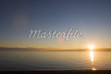 Sunrise over Lake Tahoe, California, USA    Stock Photo - Premium Royalty-Free, Artist: Ty Milford, Code: 600-02386151