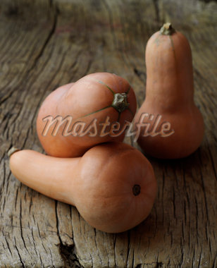 Butternut Squashes    Stock Photo - Premium Rights-Managed, Artist: foodanddrinkphotos, Code: 824-02625638