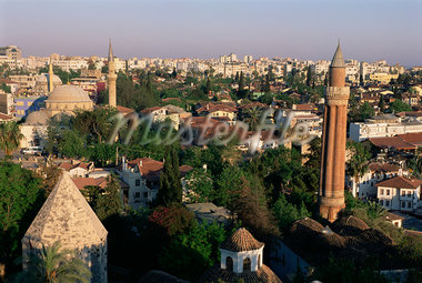 Antalya, Lycia, Anatolia, Turkey, Asia Minor, Asia    Stock Photo - Premium Rights-Managed, Artist: Robert Harding Images, Code: 841-02714551