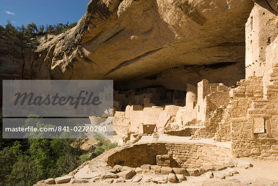 Mesa Verde, UNESCO World Heritage Site, Colorado, United States of America, North America    Stock Photo - Premium Rights-Managed, Artist: Robert Harding Images, Code: 841-02720290