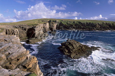 Robert Wood Artist Rocky Coast http://www.masterfile.com/stock-photography/image/841-02720452/Rocky-coast-of-Mainland-with-Yesnaby-castle-a-sea-stack-Mainland-Orkney-Islands-Scotland-United-Kingdom-Europe