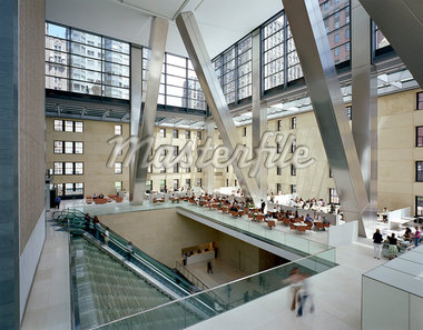 Hearst Tower, New York. Architect: Foster and Partners    Stock Photo - Premium Rights-Managed, Artist: Arcaid, Code: 845-02727007