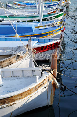 Fishing Boats    Stock Photo - Premium Rights-Managed, Artist: Jean-Christophe Riou, Code: 700-02756493