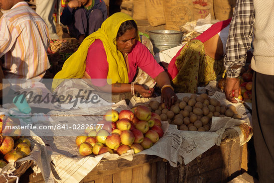 Market, Jaipur, Rajasthan state, India, Asia    Stock Photo - Direito Controlado, Artist: Robert Harding Images, Code: 841-02826177