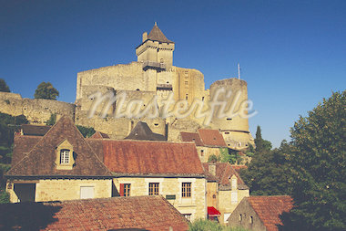 Chateau de Castelnaud, Dordogne, Aquitaine, France, Europe Stock Photo - Premium Rights-Managed, Artist: Robert Harding Images, Code: 841-02915220