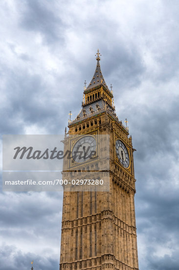 Big Ben, London, England, United Kingdom Stock Photo - Premium Rights-Managed, Artist: Arian Camilleri          , Code: 700-02973280