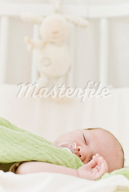 Newborn Baby Sleeping Stock Photo - Premium Royalty-Free, Artist: I. Jonsson               , Code: 600-03003425