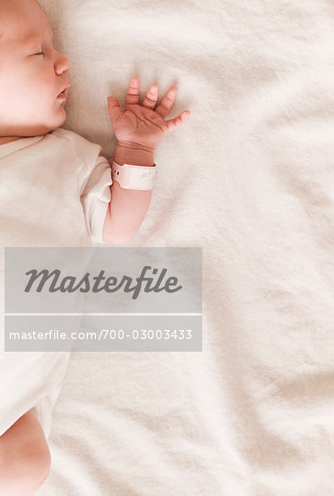 Sleeping Baby Stock Photo - Premium Rights-Managed, Artist: I. Jonsson               , Code: 700-03003433