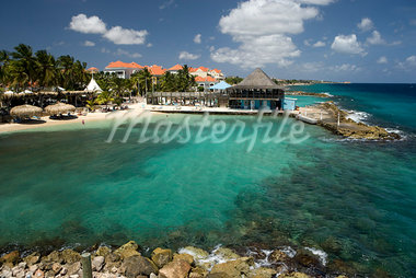 Avila Hotel, Curacao, Netherlands Antilles                                                                                                                                                               Stock Photo - Premium Rights-Managed, Artist: Gail Mooney              , Code: 700-03075660