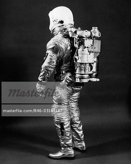 space suit rear - photo #43