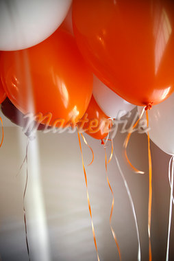 Close-up of Balloons Stock Photo - Premium Royalty-Free, Artist: Mark Peter Drolet, Code: 600-03178828