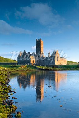 Rosserk Friary, Co Mayo, Ireland;  15th Century Franciscan friary and National Monument Stock Photo - Premium Rights-Managed, Artist: IIC, Code: 832-03359293