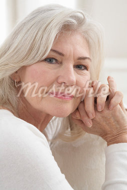 Portrait of Woman Stock Photo - Premium Rights-Managed, Artist: Jerzyworks, Code: 700-03439028