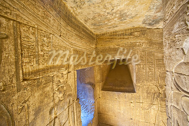 Temple of Horus, Edfu, Egypt Stock Photo - Premium Rights-Managed, Artist: Mark Downey, Code: 700-03445996
