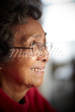 Portrait of Senior Woman Stock Photo - Premium Rights-Managed, Artist: Derek Shapton, Code: 700-03501264