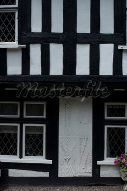 Tudor Houses, Rye, Kent, England Stock Photo - Premium Rights-Managed, Artist: Arcaid, Code: 845-03552640