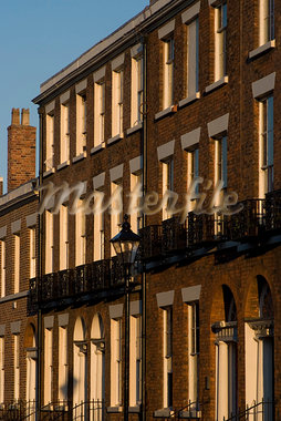 The Georgian district, Liverpool, Merseyside, England Stock Photo - Premium Rights-Managed, Artist: Arcaid, Code: 845-03552660