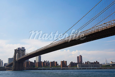 Brooklyn Bridge Stock Photo - Premium Royalty-Freenull, Code: 618-03632532