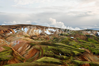 Landmannalaugar, Iceland Stock Photo - Premium Rights-Managed, Artist: Atli Mar Hafsteinsson, Code: 700-03660228
