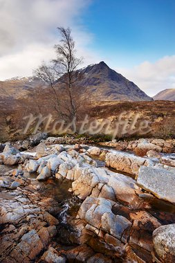 River Coupall in Glen Coe (Glencoe), Highland region, Scotland, United Kingdom, Europe Stock Photo - Premium Rights-Managed, Artist: Robert Harding Images, Code: 841-03674696