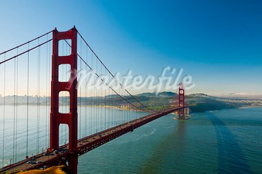 Golden Gate Bridge, San Francisco, California, United States of America, North America Stock Photo - Premium Rights-Managed, Artist: Robert Harding Images, Code: 841-03677352