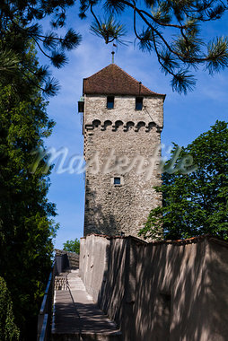 Tower, Lucerne, Switzerland Stock Photo - Premium Rights-Managed, Artist: R. Ian Lloyd, Code: 700-03696865