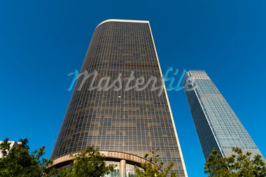 China World Trade Center, Beijing, China Stock Photo - Premium Rights-Managed, Artist: Emanuele Ciccomartino, Code: 700-03698031