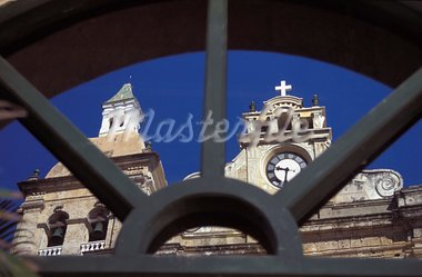 Church of San Pedro Claver Stock Photo - Premium Rights-Managed, Artist: IIC, Code: 832-03724157