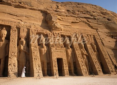 Abu Simbel Stock Photo - Premium Rights-Managed, Artist: IIC, Code: 832-03724857