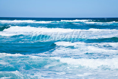 Waves in Mediterranean Sea, Mallorca, Spain Stock Photo - Premium Royalty-Free, Artist: Norbert Schfer, Code: 600-03778077