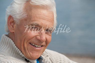 Close-Up Portrait of Man Stock Photo - Premium Rights-Managed, Artist: KL Services, Code: 700-03848794