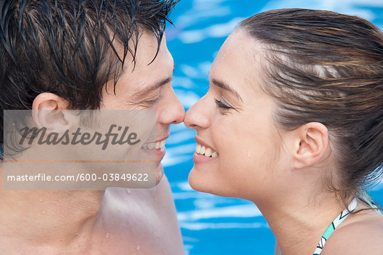 Couple, Reef Playacar Resort and Spa Hotel, Playa del Carmen, Quintana Roo, Yucatan Peninsula, Mexico Stock Photo - Premium Royalty-Free, Artist: KL Services, Code: 600-03849622