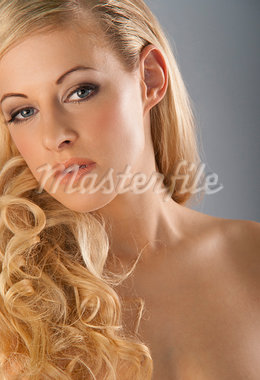 Portrait of Woman Stock Photo - Premium Royalty-Free, Artist: KL Services, Code: 600-03865017