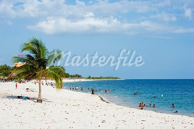 Playa Ancon, beach resort, Trinidad, Cuba, West Indies, Caribbean, Central America Stock Photo - Premium Rights-Managed, Artist: Robert Harding Images, Code: 841-03868268