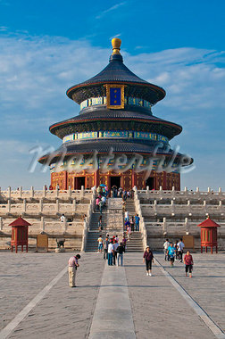 The Temple of Heaven, UNESCO World Heritage Site, Bejing, China, Asia Stock Photo - Premium Rights-Managed, Artist: Robert Harding Images, Code: 841-03871023