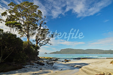Adventure Bay, Bruny Island, Tasmania, Australia Stock Photo - Premium Rights-Managed, Artist: Jochen Schlenker, Code: 700-03907603
