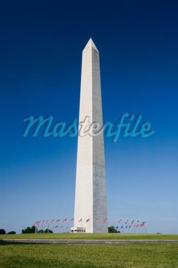 Washington Monument - Washington DC Stock Photo - Royalty-Free, Artist: imagez, Code: 400-03931179