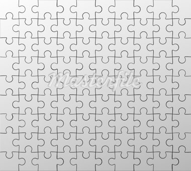 jigsaw puzzle pattern; ideal for your backgrounds Stock Photo - Royalty-Free, Artist: dip, Code: 400-03971169