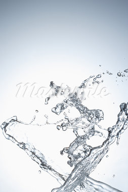 Water Splashing Stock Photo - Premium Rights-Managed, Artist: Aflo Relax, Code: 859-03982239