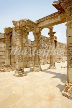 Ancient ruins in Delhi, India. Stock Photo - Royalty-Free, Artist: sumners, Code: 400-03989350