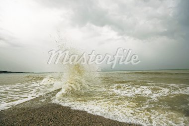 the amazing storm landcscape. Stock Photo - Royalty-Free, Artist: vicnt, Code: 400-04060278