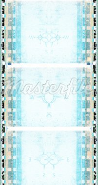 Grunge film frame ,2D digital art Stock Photo - Royalty-Free, Artist: janaka, Code: 400-04061706