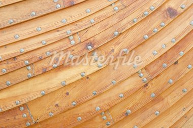 Close-up of a viking ship Stock Photo - Royalty-Free, Artist: klikk, Code: 400-04064363